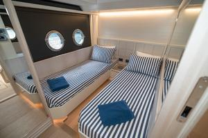 72' Absolute 72 2016 Guest Stateroom 2 Stbd