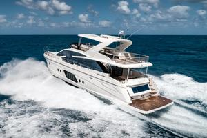 72' Absolute 72 2016 Port Aft