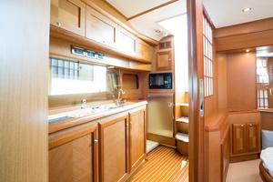 44' Mochi Craft 44 Dolphin 2008 Galley AFt