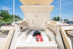 44' Mochi Craft 44 Dolphin 2008 Tender Storage 2