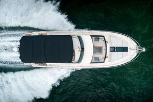 45' Beneteau Monte Carlo 4 2016 Overhead