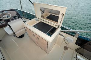 45' Beneteau Monte Carlo 4 2016 Grill and Sink