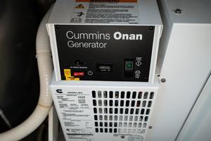 45' Beneteau Monte Carlo 4 2016 Generator Hours