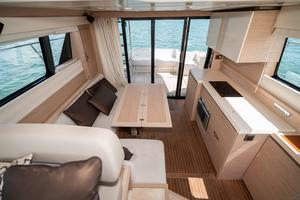 45' Beneteau Monte Carlo 4 2016 Salon Aft Closed