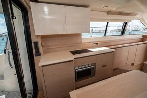 45' Beneteau Monte Carlo 4 2016 Galley to Port
