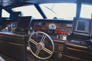 105' Broward Raised Bridge Motor Yacht 1990