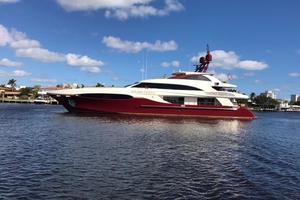 147' Sensation Yachts GOLDEN TOUCH II 2006 Golden Touch