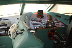 115' Denison High Speed Motoryacht 1988 Pilothouse