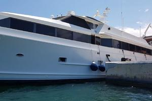 115' Denison High Speed Motoryacht 1988