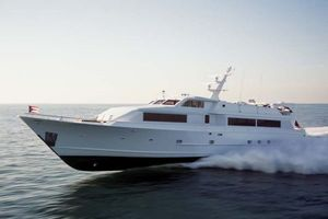 115' Denison High Speed Motoryacht 1988 Photo 1