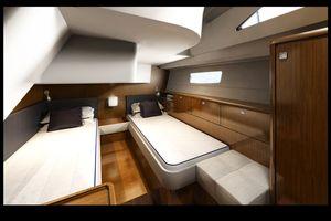 46' Bavaria Vision 46 2016 Manufacturer Provided Image: Bavaria Vision 46 Twin Cabin