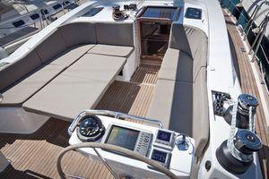 46' Bavaria Vision 46 2016 Manufacturer Provided Image: Bavaria Vision 46 Cockpit