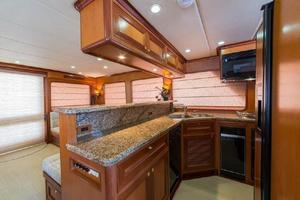 66' Offshore 66' Pilothouse 2005 Galley