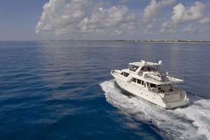 66' Offshore 66' Pilothouse 2005 Running