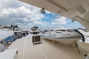 66' Offshore 66' Pilothouse 2005 Boat Deck Starboard