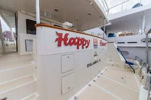 66' Offshore 66' Pilothouse 2005 Transom to Starboard