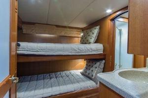 66' Offshore 66' Pilothouse 2005 Guest/Crew Stateroom