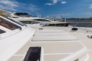 66' Offshore 66' Pilothouse 2005 Foredeck Sun Pad