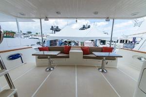 66' Offshore 66' Pilothouse 2005 Aft Deck