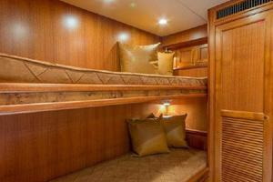 66' Offshore 66' Pilothouse 2005 Guest Stateroom Bunks