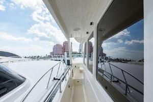66' Offshore 66' Pilothouse 2005 Port Side Deck