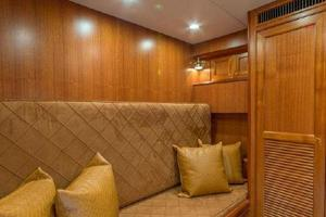 66' Offshore 66' Pilothouse 2005 Guest Stateroom Bunks Down