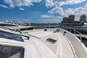 66' Offshore 66' Pilothouse 2005 Foredeck Starboard