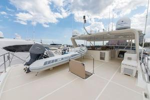 66' Offshore 66' Pilothouse 2005 Boat Deck to Port