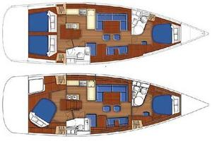 49' Beneteau America 49 2007 Manufacturer Provided Image