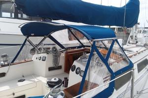 38' Sabre 38 MKII 1989 All new canvas in 2017