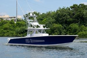 Sea Hunter 45' 45 Center Console 2016