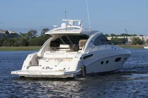 47' Sea Ray 470 Sundancer 2012 starboard quarter