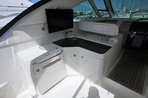 47' Sea Ray 470 Sundancer 2012 cockpit galley