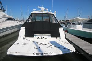 47' Sea Ray 470 Sundancer 2012 full enclosure