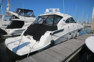 47' Sea Ray 470 Sundancer 2012 enclosure