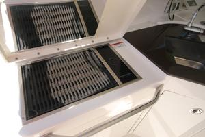 47' Sea Ray 470 Sundancer 2012 Kenyon electric grill
