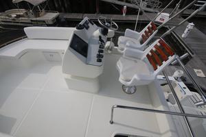 42' Rodman 1250 ADV Fisher/Cruiser 2014 flybridge