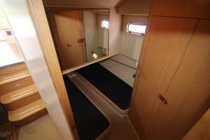 42' Rodman 1250 ADV Fisher/Cruiser 2014 guest cabin to port