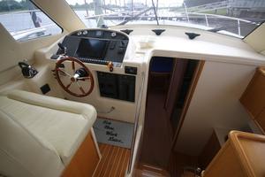 42' Rodman 1250 ADV Fisher/Cruiser 2014 forward in salon