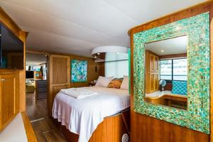 68' Bluewater Yachts 68 1998 Master Cabin King Bed