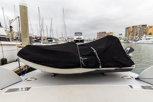 68' Bluewater Yachts 68 1998 Center Consul Inflatable