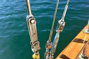 51' Formosa Ketch 1981 Stainless  Rigging