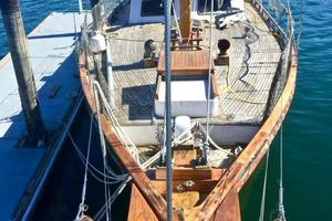 51' Formosa Ketch 1981 Bow View