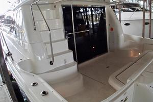 48' Sea Ray 480 Sedan Bridge 2000 Cockpit