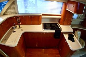 48' Sea Ray 480 Sedan Bridge 2000 GalleyStarboardI
