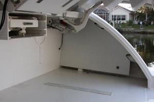 72' Mangusta 72 2006 Transom garage