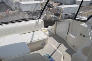 39' Cruisers Yachts 3970 Express Hardtop 2003 Cockpit Seating aft