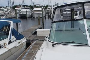 39' Cruisers Yachts 3970 Express Hardtop 2003 Starboard looking aft