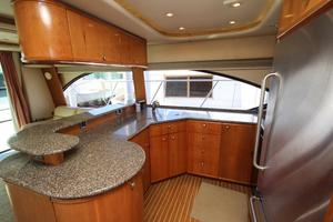 58' Meridian 580 Pilothouse 2003 Galley 2