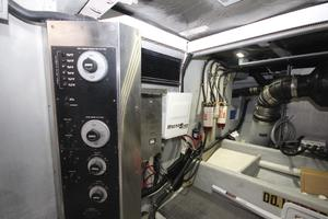 58' Meridian 580 Pilothouse 2003 Engine Room 3